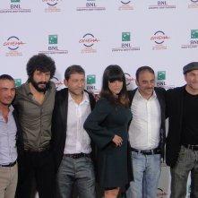 Roma 2014: il cast di I milionari