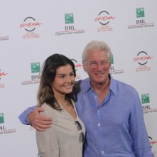 Roma 2014: Uno scatto dal photocall di Richard Gere per Time Out of Mind