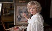 Big Eyes: la locandina del nuovo film di Tim Burton