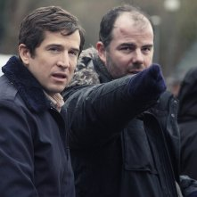 Next time I'll aim for the heart: Guillaume Canet e Cédric Anger sul set del film