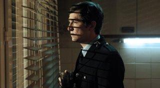 Next time I'll aim for the heart: Guillaume Canet nel ruolo del poliziotto Franck in una scena del film