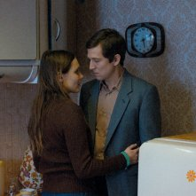 Next time I'll aim for the heart: Ana Girardot con Guillaume Canet in una scena del film