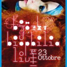 Locandina di Björk: Biophilia Live