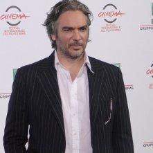 Roma 2014: il regista Andrea Di Stefano al photocall di Escobar: Paradise Lost