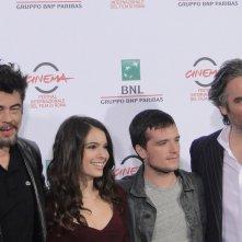 Roma 2014: il cast al photocall di Escobar: Paradise Lost