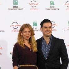 Gregorio Graziosi con Lola Peploe presentano Obra al Festival di Roma 2014