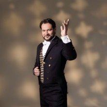 Le nozze di Figaro: Ildar Abdrazakov nei panni di Figaro in un'immagine tratta dallo spettacolo live del Metropolitan Opera di New York