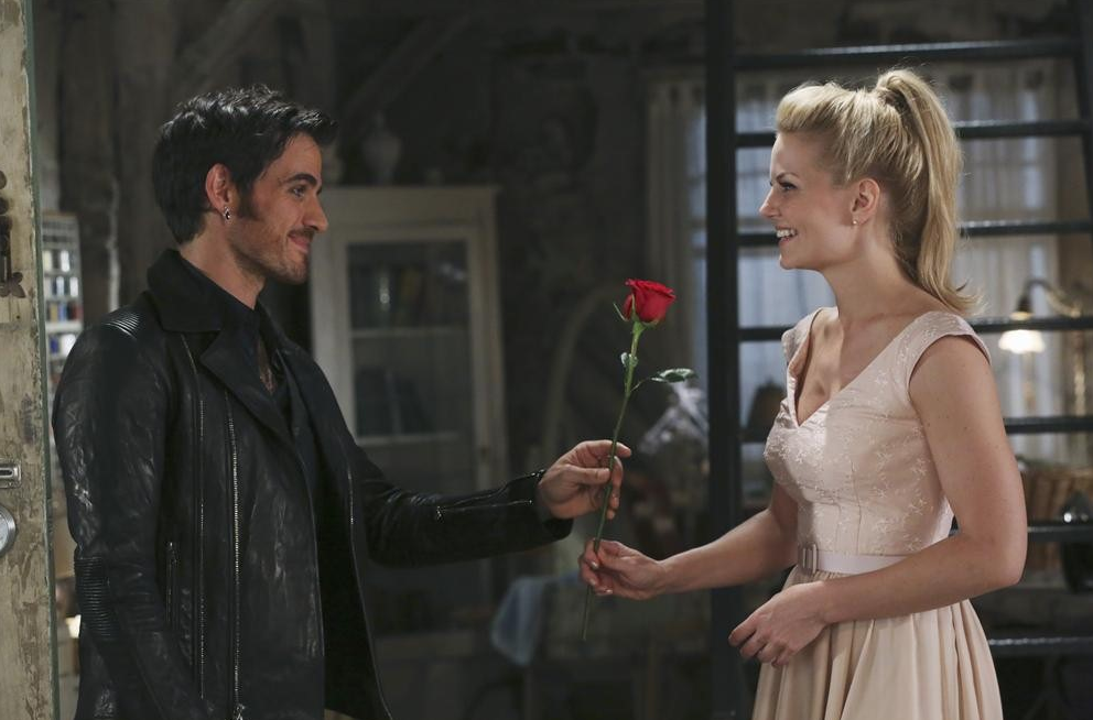 C'era una volta: Colin O'Donoghue e Jennifer Morrison in The Apprentice