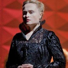 Le nozze di Figaro: Maria Poplavskaya in un'immagine tratta dallo spettacolo live del Metropolitan Opera di New York