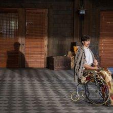 Tusk: Justin Long in un'immagine del film