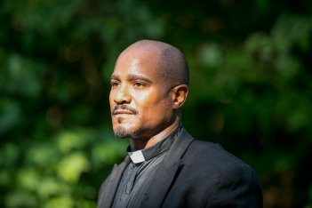 The Walking Dead: l'attore Seth Gilliam nell'episodio intitolato Strangers