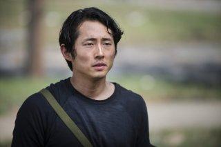 The Walking Dead: Steven Yeun nella puntata intitolata Strangers