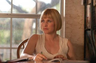 Boyhood: Patricia Arquette in un'immagine del film