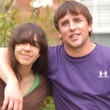 Boyhood: Richard Linklater e Lorelei Linklater in una foto promozionale