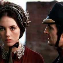 Adele H - Isabelle Adjani in una scena con Francois Truffaut
