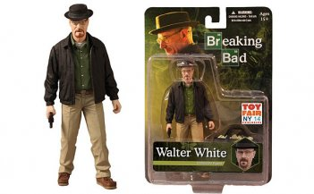 Breaking Bad - l'action figure di Walter White