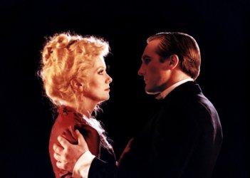 L'ultimo metrò: Deneuve e Depardieu in una scena