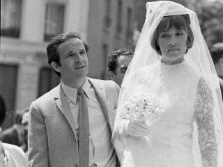 La sposa in nero - Truffaut con Jeanne Moreau