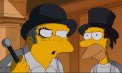 Stanley Kubrick, i Simpson rendono omaggio al Maestro