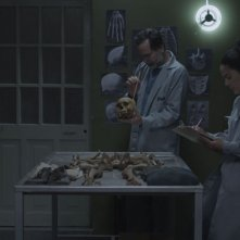 NN: Paul Vega con Isabel Gaona in una scena del film