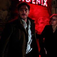 Phoenix: Nina Hoss con Ronald Zehrfeld in una scena del film