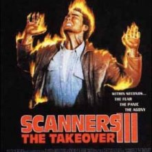 Locandina di Scanners 3 - The Takeover
