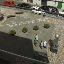 Largo Baracche: una scena del film