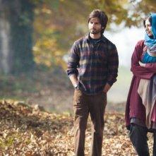Haider: Shahid Kapur con Tabu in una scena