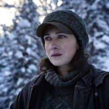 La foresta di ghiaccio: Ksenia Rappoport in un momento del film nel ruolo di Lana