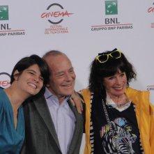 Roma 2014: Geraldine Chaplin al photocall di Sand Dollars