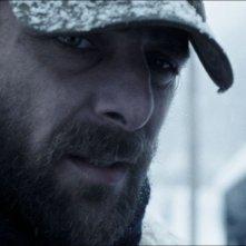 La foresta di ghiaccio: Adriano Giannini in una scena del film