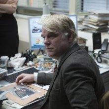 La Spia - A Most Wanted Man: Philip Seymour Hoffman in un'immagine tratta dal film di Anton Corbijn