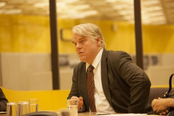 Philip Seymour Hoffman in una scena de La Spia - A Most Wanted Man