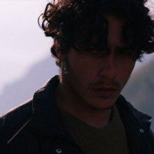 Biagio: Omar Noto in una scena del film di Pasquale Scimeca