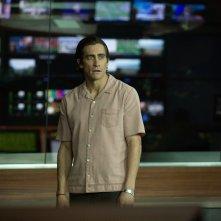 Lo Sciacallo - Nightcrawler: lo sguardo smarrito di Jake Gyllenhaal in un'immagine del film