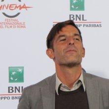 Claudio Noce al Festival di Roma 2014 per presentare La foresta di ghiaccio