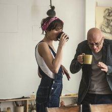 Confusi e felici: Claudio Bisio in una scena del film insieme ad Anna Foglietta