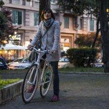 Confusi e felici: Anna Foglietta nel ruolo di Silvia in una scena del film