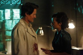 Agents of S.H.I.E.L.D.: Kyle MacLachlan e Ming-Na Wen in A Hen in the Wolf House