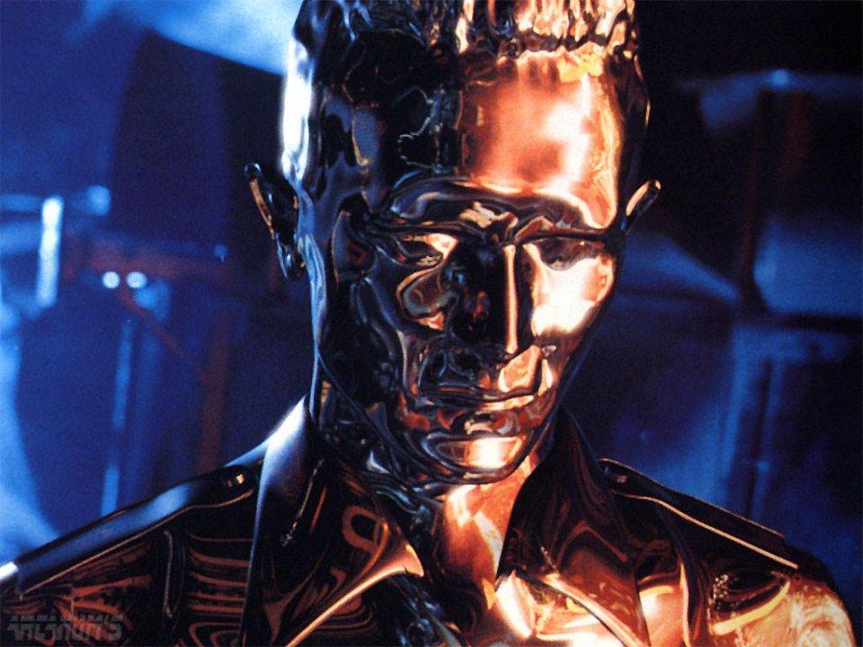 Terminator 2: il temibile T-1000