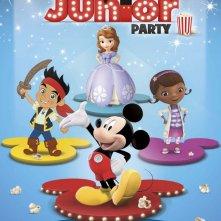 Locandina di Disney Junior Party