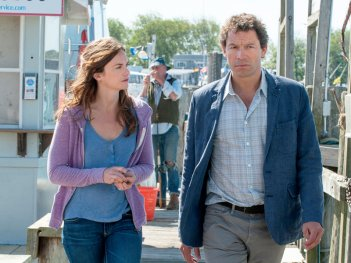 The Affair: Ruth Wilson e Dominic West interpretano Alison e Noah