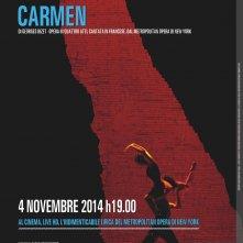 Locandina di Carmen