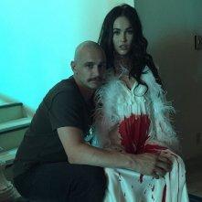 Zeroville: James Franco e Megan Fox sul set