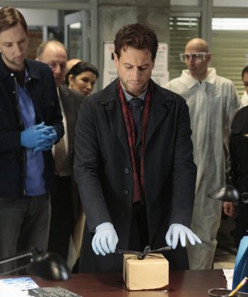 Forever: Ioan Gruffudd nell'episodio The Frustrating Thing About Psychopaths