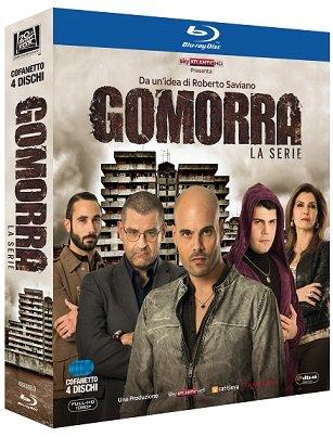 La cover homevideo di Gomorra - La serie