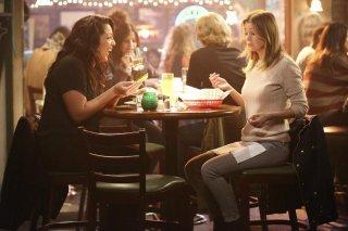 Grey's Anatomy: Sara Ramirez insieme a Ellen Pompeo nella puntata Bend or Break