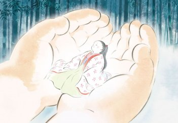 La Storia della Principessa Splendente: un'immagine tratta dal film d'animazione di di Isao Takahata