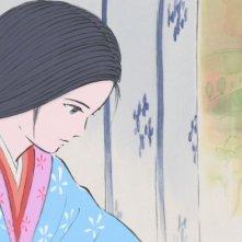 La Storia della Principessa Splendente: un primo piano tratto dal film d'animazione
