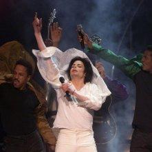 Una scena del film concerto 'Michael Jackson: Life, Death and Legacy'